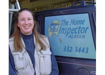 Anchorage property inspection THE HOME INSPECTOR ALASKA LLC