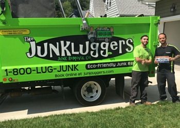 Jersey City junk removal THE JUNKLUGGERS