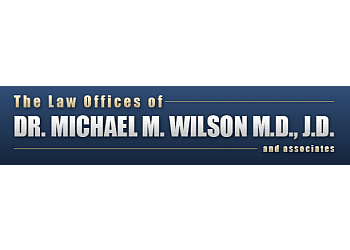 Washington medical malpractice lawyer THE LAW OFFICES OF DR. MICHAEL M. WILSON M.D., J.D. & ASSOCIATES