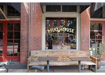 St Louis cafe THE MUD HOUSE