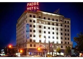 Bakersfield hotel THE PADRE HOTEL