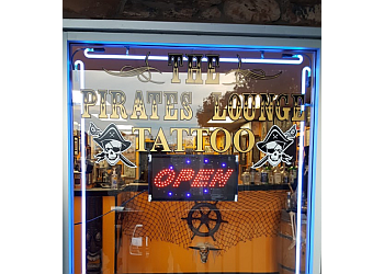 Stockton tattoo shop THE PIRATES LOUNGE TATTOO PARLOR