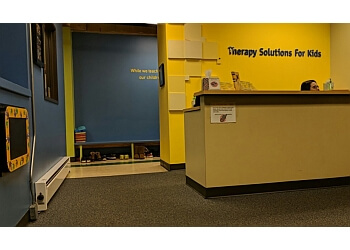 Portland occupational therapist Therapy Solutions for Kids
