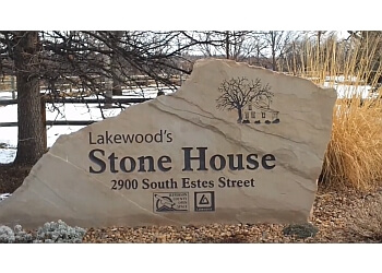 Lakewood landmark THE STONE HOUSE