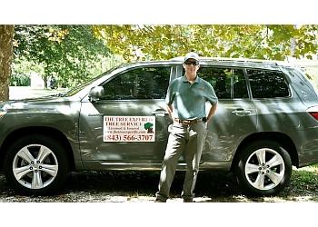Charleston tree service THE TREE EXPERT LLC