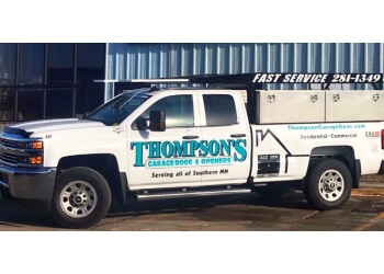 Rochester garage door repair THOMPSON'S GARAGE DOOR AND OPENERS