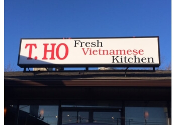 Knoxville vietnamese restaurant T. Ho Fresh Vietnamese Kitchen