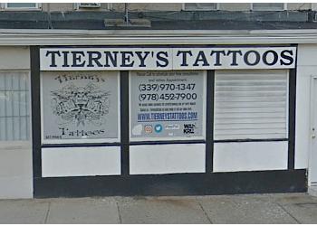 Lowell tattoo shop TIERNEY'S TATTOOS