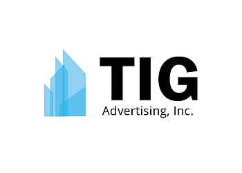 Rancho Cucamonga advertising agency TIG ADVERTISING, INC.
