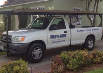 Pasadena garage door repair TILT A DOOR INC.