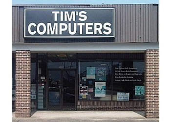 Baton Rouge computer repair TIM'S COMPUTERS INC.