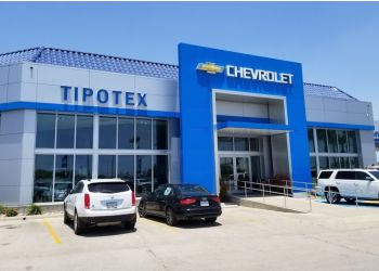 Brownsville car dealership TIPOTEX CHEVROLET