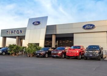 Brownsville car dealership Tipton Ford Brownsville
