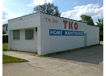 Warren roofing contractor TKO Home Maintenance Co.
