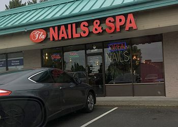 Kent nail salon TLA Nails