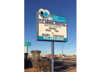 El Paso veterinary clinic TLC Animal Hospital