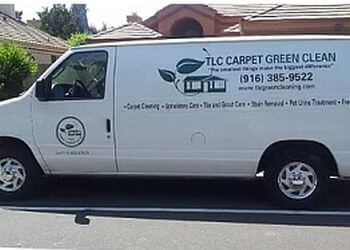Elk Grove carpet cleaner TLC Carpet-Green Cleaning