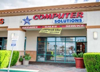 Las Vegas computer repair TLC Computer Solutions