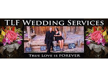 Tempe wedding planner TLF Wedding Services