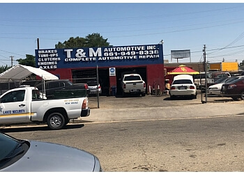 Lancaster car repair shop T & M Automotive