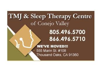 TMJ & Sleep Therapy Centre Thousand Oaks Sleep Clinics
