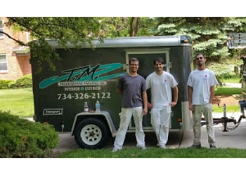 Detroit painter TM Professional Painting Co.