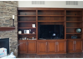 Des Moines custom cabinet TM'S Custom Woodworking