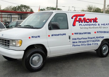 Jersey City plumber T-Mont Plumbing and Heating