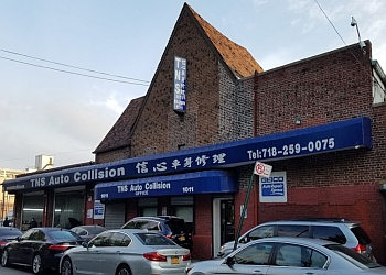 New York auto body shop TNS Auto Collision