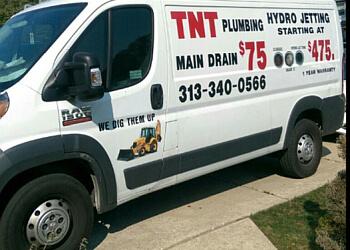 Detroit plumber TNT PLUMBING