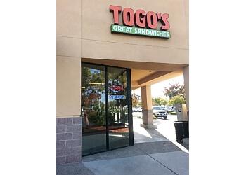 Elk Grove sandwich shop TOGO'S Sandwiches
