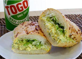 Hayward sandwich shop TOGO'S Sandwiches