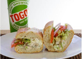 Sunnyvale sandwich shop TOGO'S Sandwiches