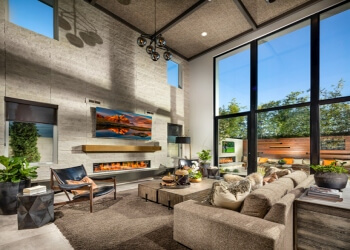 Orange home builder TOLL BROS INC