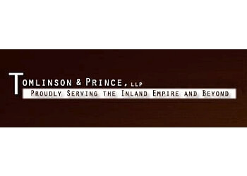 San Bernardino real estate lawyer TOMLINSON & PRINCE, LLP.