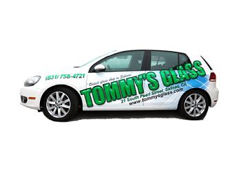 Salinas window company TOMMY'S GLASS