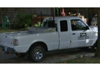 Wichita chimney sweep TOP HAT CHIMNEY SERVICE