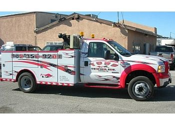 Fontana towing company TORO TOWING