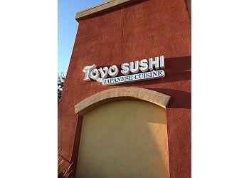 Stockton sushi TOYO SUSHI