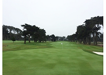 San Francisco golf course TPC Harding Park