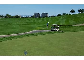 Las Vegas golf course TPC Las Vegas