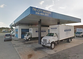 Greensboro moving company TRI CITY MOVERS