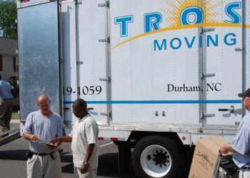 Durham moving company TROSA Moving