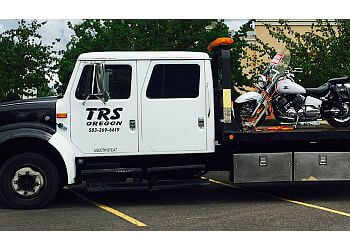 Salem towing company TRS 24HR Towing Of Salem