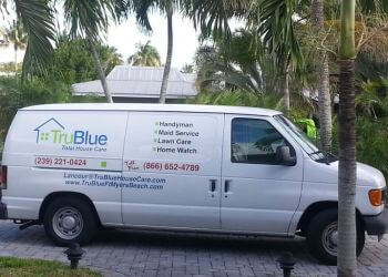 Cape Coral handyman TRUBLUE TOTAL HOUSE CARE
