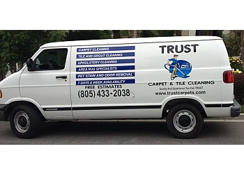 Simi Valley carpet cleaner TRUST Carpet & Tile Cleaning