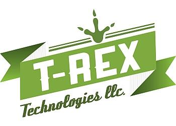 Centennial web designer TRex Technologies LLC.