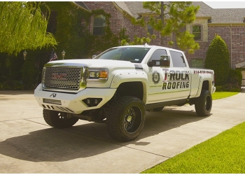 Dallas roofing contractor T Rock Roofing