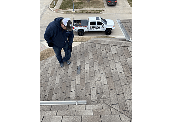 Dallas roofing contractor T Rock Roofing & Construction