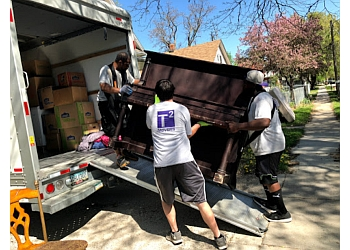 Lincoln moving company T Square Movers